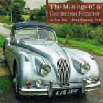 The Musings of a Gentleman Restorer – Tony Hall's XK Jaguar rolling road session