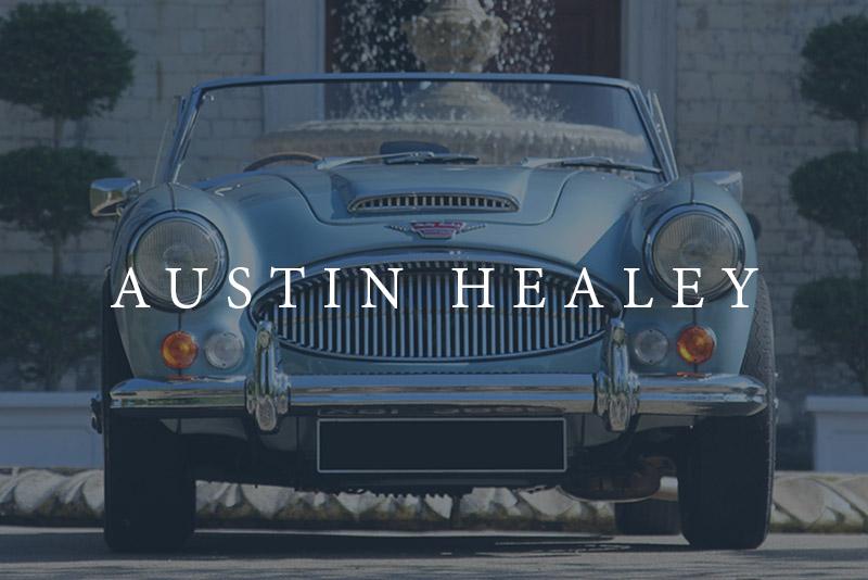Austin Healey Restoration