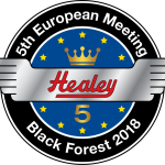 5th European Healey Meeting Black Forest 2018 | Rawles Motorsport Sponsors
