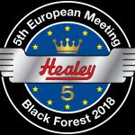 5th European Healey Meeting Black Forest 2018 | Rawles Motorsport Sponsors