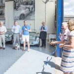 Healey World Celebrities at the Showroom Launch | Mouthwatering Rawles Motorsport