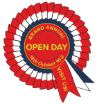 Grand Annual Open Day | 12th October, 2019 10am-2pm ALL CLASSICS WELCOME!